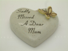 Sadly Missed A Dear Mum
