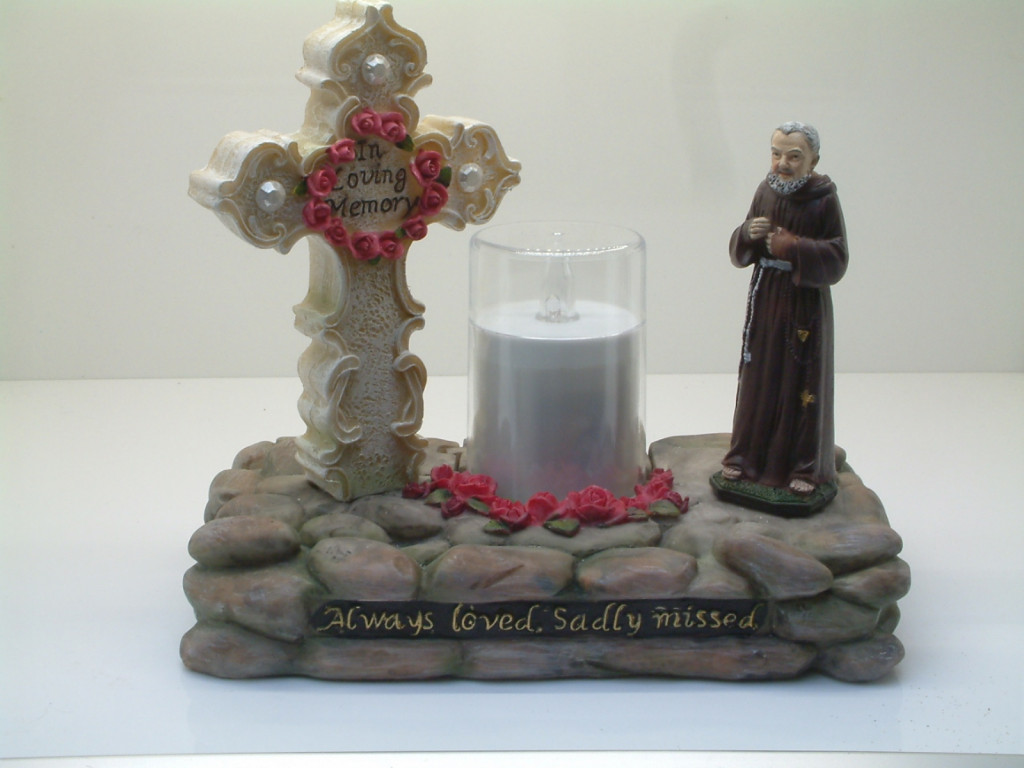 Our Lady of Knock Grave Ornament