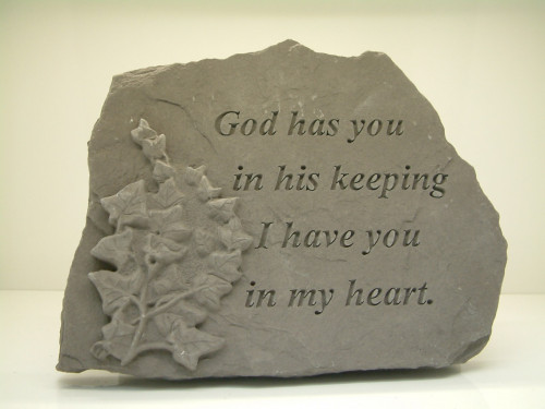 07006 - God has you in his keeping