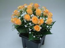 Small Rose Flower Pot
