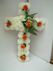Wreath - Cross
