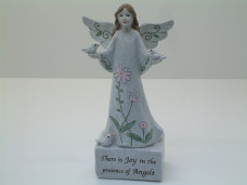 6515 - Angel with saying